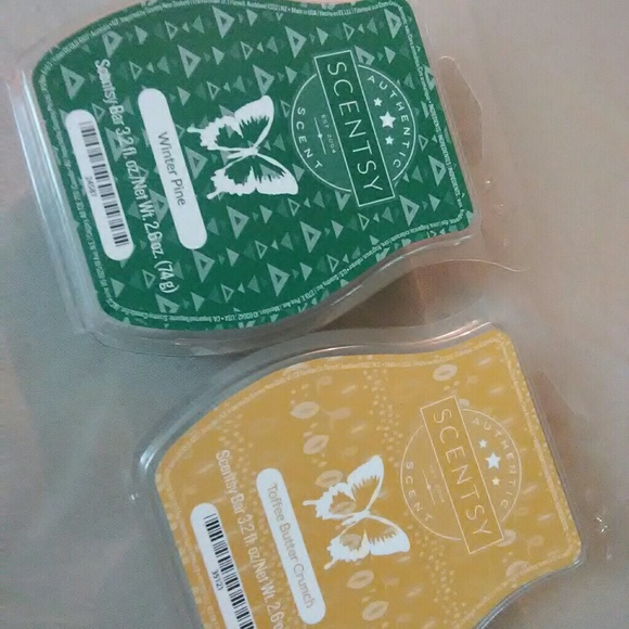 Scentsy Other - 2 NEW Scentsy Bars